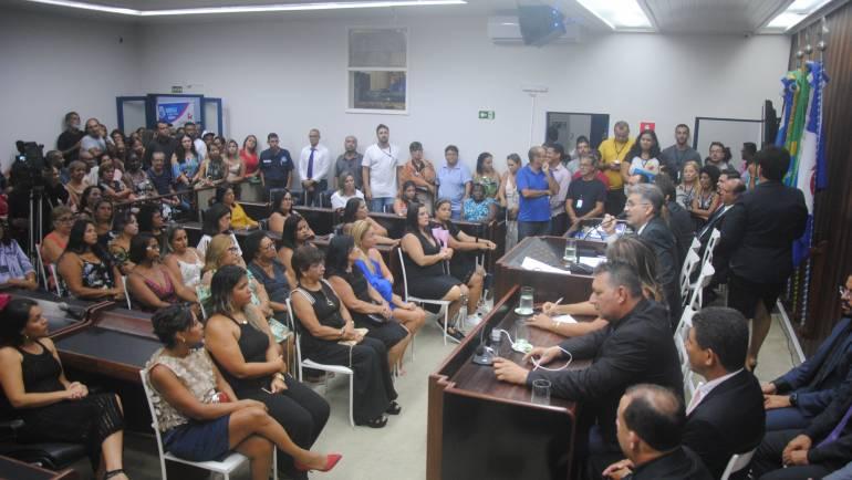 Mulheres são homenageadas pela Câmara de Vereadores de Cabo Frio