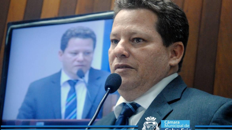 Vinicius Correa assume liderança do governo na Câmara de Cabo Frio