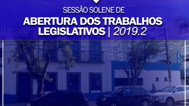 Câmara de Cabo Frio retorna com os trabalhos legislativos após recesso