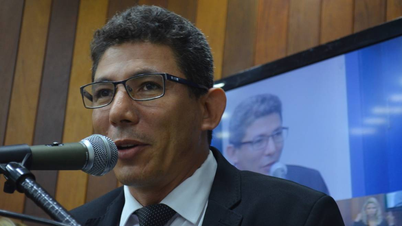Vereador Jeferson Vidal tira licença da Câmara de Cabo Frio para tratamento de saúde