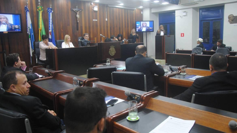 Sessão ordinária, 15 de outubro de 2019
