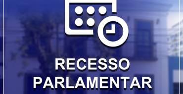 Câmara de Vereadores entra em recesso de final de ano